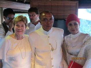 Dave and Chika Bali Wedding